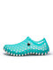 Women Summer Large Size Couples Hollow Out Garden Shoes Comfy Breathable Slip On Casual Beach Sandals - Blue