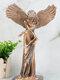 1 PC Resin High-quality Spread Wings Angel Desktop Decoration Stylish Redemption Angel Innovative Cherub Sculpture Decor - #01