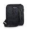 Women Nylon Crossbody Bag Lightweight Shoulder Bag  - Black 1