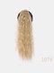 11 цветов кукуруза Пермский хвост Волосы Расширения пушистые длинные вьющиеся Парик шт. - #10