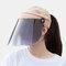 COLLROWN Women's Sun Hat Anti-UV Visor Anti-fog - Khaki