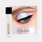 14 Colors Liquid Eyeshadow Sequins Earth Color Shimmer Brighten Makeup Waterproof Eyeshadow - #01