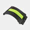 Back Massager Stretcher Equipment Massage Tools Magic Stretch Fitness Lumbar Support Relaxation Spine Pain Relief - Green