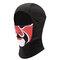 Men Winter Fleece Velvet Windproof Warm Mouth Full Face Mask Hat Sport Cycling Mask Hood Hat - #1