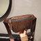 Women Crocodile Pattern Waist Bag Solid PU Leather Chest Bag