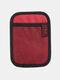 Multifunctional Vehicle Mobile Phone Storage Net Pocket Sticky Car Seat Back Portable Car Storage Bag - #07