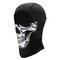 Men Winter Fleece Velvet Windproof Warm Mouth Full Face Mask Hat Sport Cycling Mask Hood Hat - #2