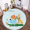 Baby Kids Gym Play Toys Mat Crawling Blanket Home Large Storage Rug Floor Mats