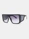 نظارات شمسية رجالية بإطار كامل من قطعة واحدة مقاومة للرياح UV حماية - #03