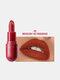 8 Farben Matte Lipstick Lang anhaltendes feuchtigkeitsspendendes, nicht verblassendes Lippen-Make-up - #04