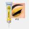12 Colors Matte Eyeshadow Cream Portable Waterproof Lasting Not Faded Eye Makeup - #12