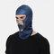 3D Animal Headdress Mask Warm Elastic Velvet Riding Ski Mask Interesting Pattern - 01