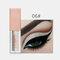 15 Colors Glitter Liquid Eyeshadow Portable Waterproof Lasting Pigmented Professional Eye Cosmetics - #06