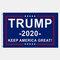 90 * 150 سم علم ترامب 2020 علم الحملة - 01