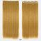 26 цветов длинные прямые Волосы удлинители 5 зажимов ложные Волосы шт. Высокотемпературное волокно Парик - 11