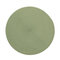 Jacquard Weaved Non Slip Placemats Dining Table Mats Set - Green