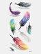 40 piezas 3D estéreo Impermeable tatuajes pegatinas escorpión flor transferencia de agua tatuaje pegatinas - 03