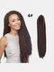 22 цвета цветная грязная коса Спираль длинная Волосы конский хвостик маленькая весна кудрявая Парик - #03