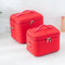Large Capacity Oxford Shoulder Cosmetic Bag Storage For Women