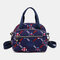 Women Nylon Waterproof Casual Handbag Crossbody Bag - #06