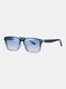 Unisex Wide Frame Outdoor Vintage Driving UV Protection Polarized Sunglasses - #03
