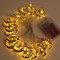 1.65M lungo ramadan luce dorata colore ferro stringa luce calda luce migliore decorazione per camera da letto