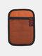 Multifunctional Vehicle Mobile Phone Storage Net Pocket Sticky Car Seat Back Portable Car Storage Bag - #08