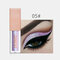 15 Colors Glitter Liquid Eyeshadow Portable Waterproof Lasting Pigmented Professional Eye Cosmetics - #05