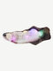 Simulation Fish Shape Musical Toy USB Charging Beating Lighting Funny Time Tease Cat Plush Pet Toy - #06