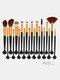 20 Pcs Shell Makeup Brushes Set Concealer Eyeshadow Loose Powder Brush Brush Pack Makeup Tool - #06