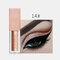 15 Colors Glitter Liquid Eyeshadow Portable Waterproof Lasting Pigmented Professional Eye Cosmetics - #14