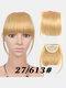 Air Bangs Wig Piece Chemical Fiber No-Trace Seamless Bangs Hair Extensions - #10
