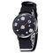 Fashion Cute Women Watches Leather Band Three-Dimensional Little Daisy Quartz Watch - 06