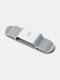 1PC Rotatable Wall-mount Power Strip Holder Punch-free Self-adhesive Fixator Cable Charging Row Fixing And Finishing Stickers For Kitchen Bedroom - Gray