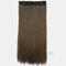 26 цветов длинные прямые Волосы удлинители 5 зажимов ложные Волосы шт. Высокотемпературное волокно Парик - 06