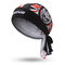 Mens Pirate Hat Breathable Foldable Sports Cap Sun Cap Outdoor Riding Headpiece - #05