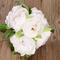 محاكاة الفاوانيا الاصطناعي الملونة زهرة حفل زفاف ديكورات المنزل مقهى