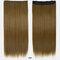 26 цветов длинные прямые Волосы удлинители 5 зажимов ложные Волосы шт. Высокотемпературное волокно Парик - 15
