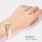8 Farben Matte Liquid Foundation Langlebige Ölkontrolle Conceal Liquid Foundation - # 04