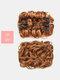 35 Colors Insert-Comb Retro Hair Bag Fluffy High Temperature Fiber Short Curly Wig - 13