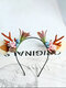 12 Pcs Christmas Children Hair Accessories Cute Cat Ears Elk Headdress Headband - #06
