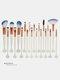 20 Pcs Shell Makeup Brushes Set Concealer Eyeshadow Loose Powder Brush Brush Pack Makeup Tool - #03