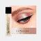 14 Colors Liquid Eyeshadow Sequins Earth Color Shimmer Brighten Makeup Waterproof Eyeshadow - #12