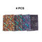 1/4Pcs Cotton Fabric Vintage Cashew Pattern Rectangle Quilting Patchwork Precut Fabric Home Textile Material Cloth For DIY Craft - #5