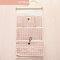 Stripe Lattice Hanging Organizer with Pockets Fabric Wall Door Storage Home Closet Organizing Bags - #2
