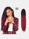 22 цвета цветная грязная коса Спираль длинная Волосы конский хвостик маленькая весна кудрявая Парик - #09