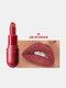 8 Farben Matte Lipstick Lang anhaltendes feuchtigkeitsspendendes, nicht verblassendes Lippen-Make-up - #05