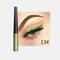 Matte Liquid Eyeliner Quick Dry Wasserdichter Eyeliner Bleistift Braun Lila Farbe Eyeliner Kosmetisches Make-up-Werkzeug - 13