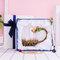 Dragon and Phoenix Cup Enamel Tea Mug Crystal Glass Couple Cup Heat-resistant Elegant Mug - #4
