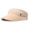 Berretto da baseball da donna in maglia di lana parasole berretto da baseball sport all'aria aperta casual casual top in tinta unita